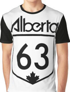 Alberta - Fort Mac Strong Graphic T-Shirt