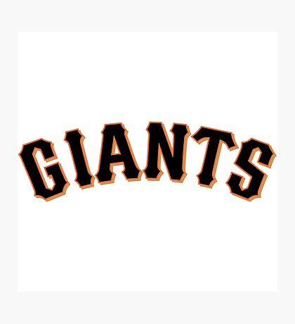 Manny Pacquiao Sf Giants Photographic Print