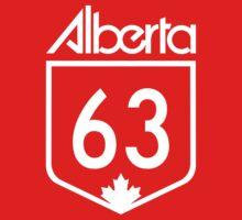 Alberta - Fort Mac Strong Baby Tee