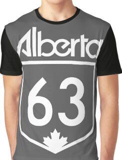 Alberta - Fort Mac Strong Graphic T-Shirt