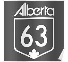 Alberta - Fort Mac Strong Poster