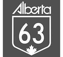 Alberta - Fort Mac Strong Photographic Print