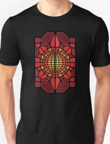 Eye of Sauron II Voronoi Unisex T-Shirt