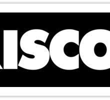 San Francisco Frisco Sticker