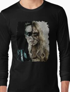 the 100 Long Sleeve T-Shirt