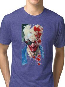 Cassidy Irish vampire Tri-blend T-Shirt