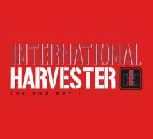 IH - International Harvester One Piece - Short Sleeve