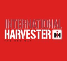 IH - International Harvester One Piece - Long Sleeve