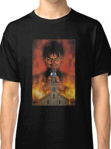 The Preacher Comic Book Classic T-Shirt