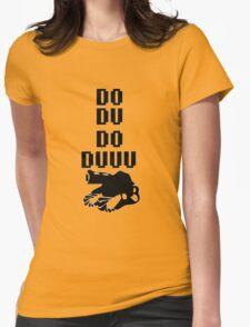 DO DU DO DUUU Womens Fitted T-Shirt