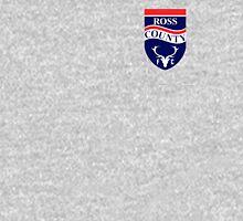 Ross County Badge - Scottish Premier League Unisex T-Shirt