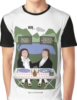 Lyrical Salads Graphic T-Shirt