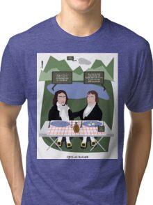 Lyrical Salads Tri-blend T-Shirt