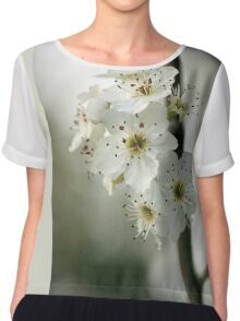 Days of Blossom Chiffon Top
