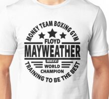 Mayweather Boxing Gym Unisex T-Shirt