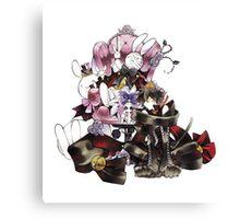 Cheshire (Pandora Hearts) Canvas Print