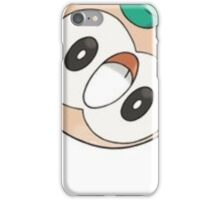 Cute Rowlet iPhone Case/Skin
