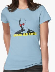 Born killers Womens Fitted T-Shirt