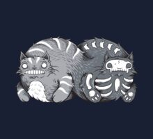 Quantum Cat Curiosity Kids Tee