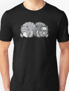 Quantum Cat Curiosity Unisex T-Shirt