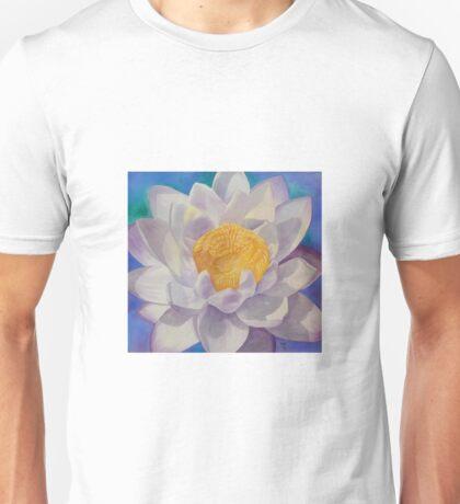 ipad case, ipad deflector,ipad capa. lotus Unisex T-Shirt