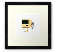 Computer Guy Framed Print