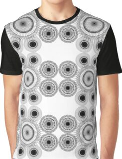 The Flash - spirograph pattern Graphic T-Shirt
