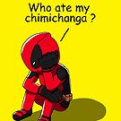 Who ate my chimichanga? by AlexKramer