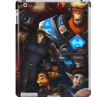 The Fallen Star (Poster) iPad Case/Skin