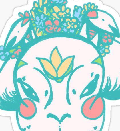Alma de Kahlo Sticker