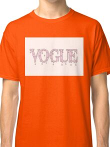 Dripping VOGUE Classic T-Shirt