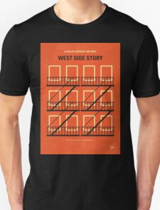 No387 My West Side Story minimal movie poster T-Shirt