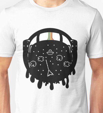 Retro Asteroid Helmet Unisex T-Shirt