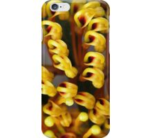 Bursting Forth. iPhone Case/Skin