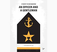 No388 My An Officer and a Gentleman minimal movie poster Unisex T-Shirt