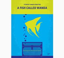 No389 My A Fish Called Wanda minimal movie poster Unisex T-Shirt