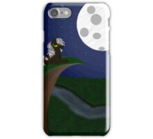 Lunar Entropy collection iPhone Case/Skin