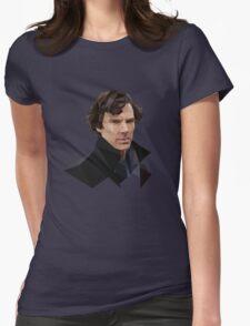 Sherlock Womens Fitted T-Shirt