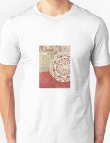 Alice lace collage Unisex T-Shirt