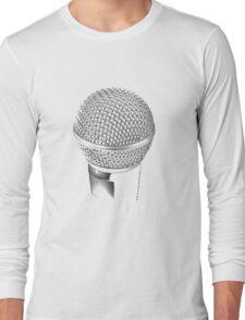Microphone SM58 Long Sleeve T-Shirt
