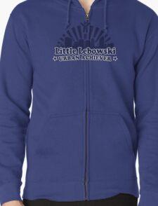 Little Lebowski Urban Achiever Zipped Hoodie