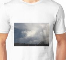 """His way is in whirlwind and storm, and the clouds are the dust of his feet."" Unisex T-Shirt"