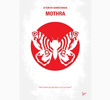 No391 My Mothra minimal movie poster Unisex T-Shirt