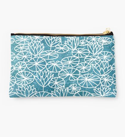 Water Lilies Studio Pouch