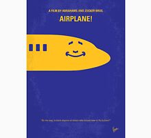 No392 My Airplane! minimal movie poster Unisex T-Shirt