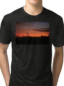 El Arish Sunrise Tri-blend T-Shirt