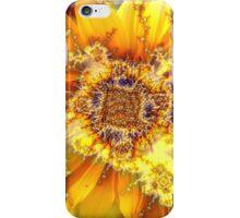 Flowering Sun.  iPhone Case/Skin