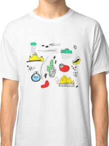 Cactus Mountain Classic T-Shirt