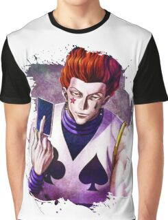 Hunter x Hunter- Hisoka Graphic T-Shirt