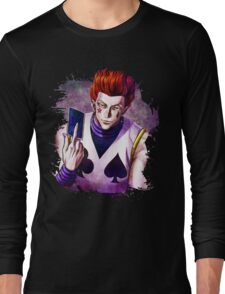 Hunter x Hunter- Hisoka Long Sleeve T-Shirt